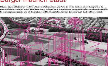 Luftfoto Rieselfeld Freiburg
